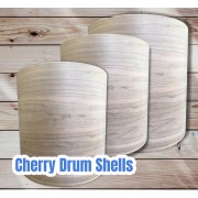 Cherry Drum Shells