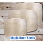 Maple Drum Shells