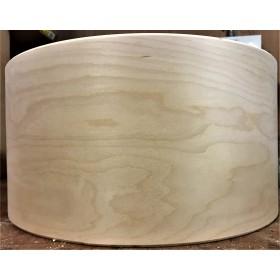 """Birch 12"""" Snare Drum Shells"""