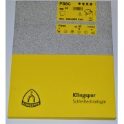 Klingspor Wet and Dry PS8A and PS8C Sandpaper