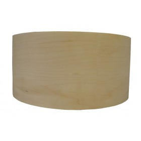 "USA Maple 12"" Snare Drum Shells"