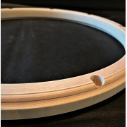 SuperPly Wood Hoops for Snare and Toms
