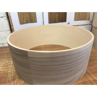 """14"""" x 5.5"""" Walnut over Maple 13ply Snare Shell"""